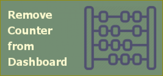 remove-counter-from-dashboard