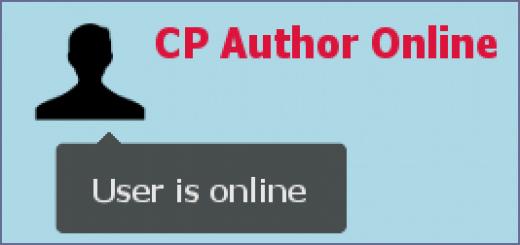CP Author Online