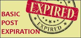 Basic Post Expiration