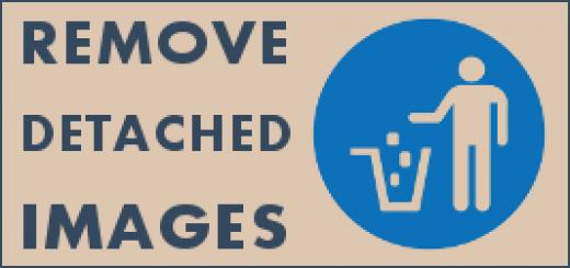remove-detached-images