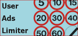 User Ads Limiter